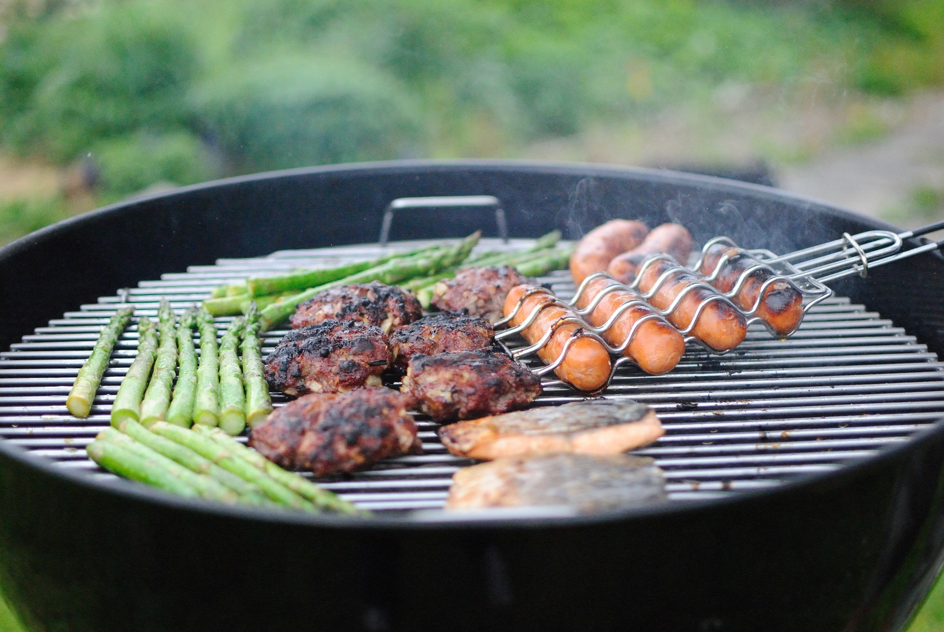 Grill Safety Tips for Your Summer Cookout