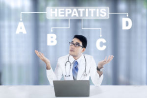 the five strains of hepatitis